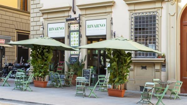 Rivarno café - Duomo, Florence
