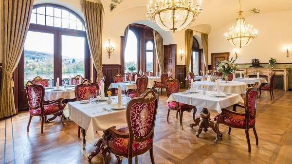 Restaurant Schloss Lieser, Lieser