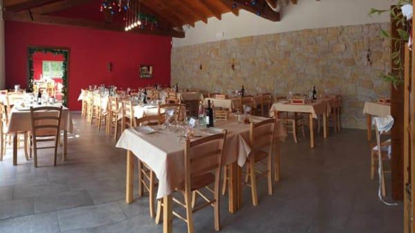 Il locale del Tirabuscion - Il Tirabuscion, Colazza
