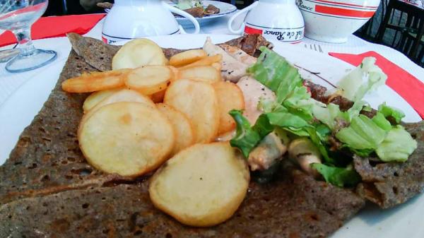 Sugerencia del chef - La Taula de les Crepes, El Campello