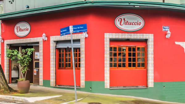 Entrada - Vituccio Pizzeria, São Paulo