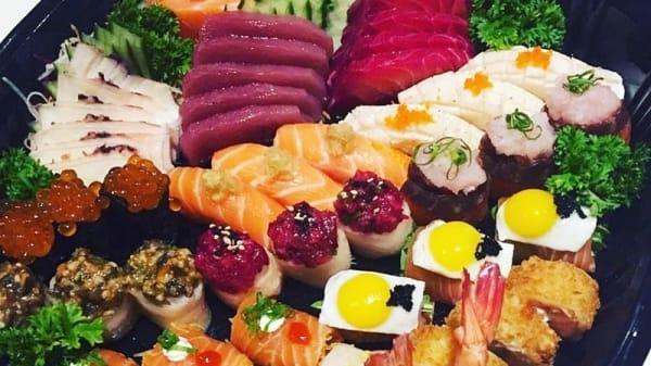 Suggestão - Hashiro Sushi, São Paulo