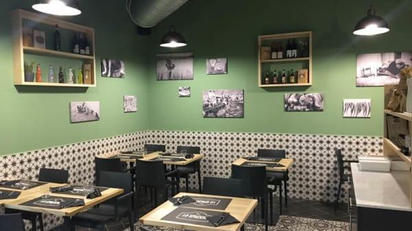 Sala - Lo Spaccio • Cucina Tradizionale Italiana, Milan