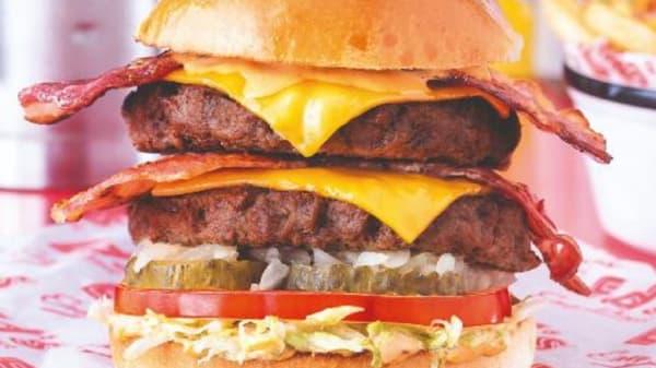 Chef's suggestion - Ed's Diner - Nottingham, Nottingham