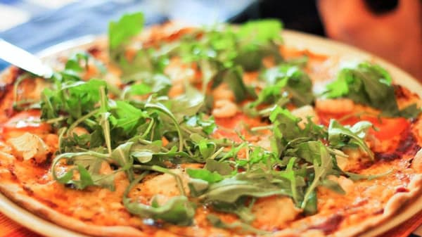 pizza - Cyrano Södravägen, Göteborg