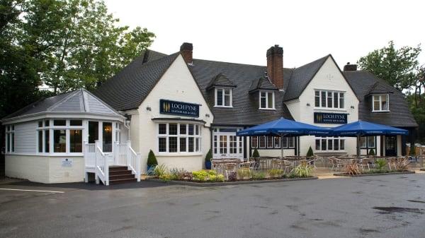 Loch Fyne Restaurant Winkfield, Windsor