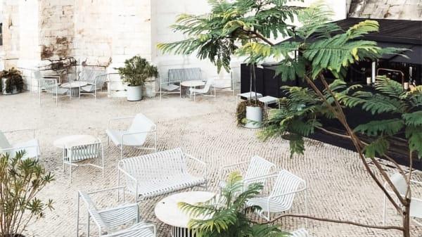 Esplanada piso inferior - Topo - Chiado, Lisboa