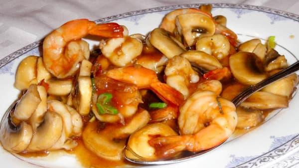 Sugerencia del chef - Chino el jardin, Girona