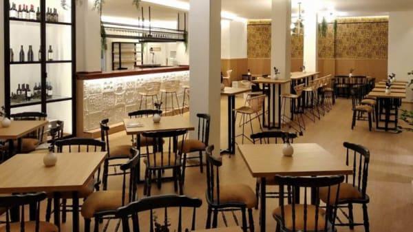 Vista de la sala - Restaurante La Casapuerta, Sevilla