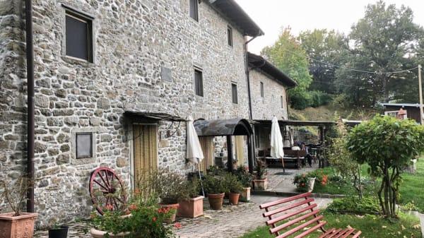 Facciata - Il Volpino, San Marcello Pistoiese