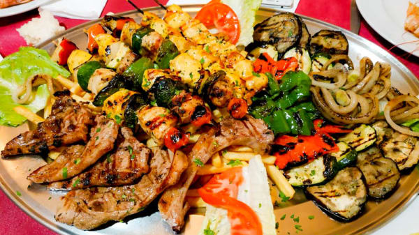 Sugerencia del chef - Lazaro, Calamocha