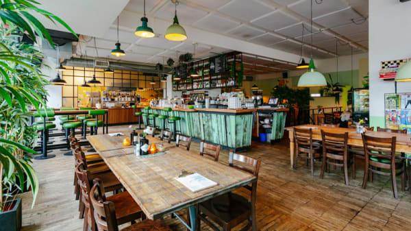 Het restaurant - Cafe restaurant Hoogendam, Amsterdam