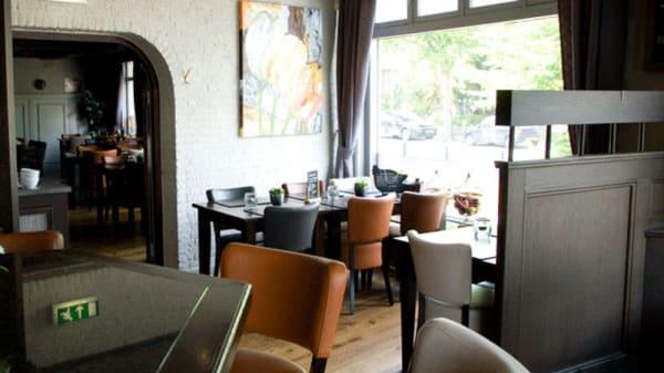 Het restaurant - Restaurant Frans van der Schoot, Oss