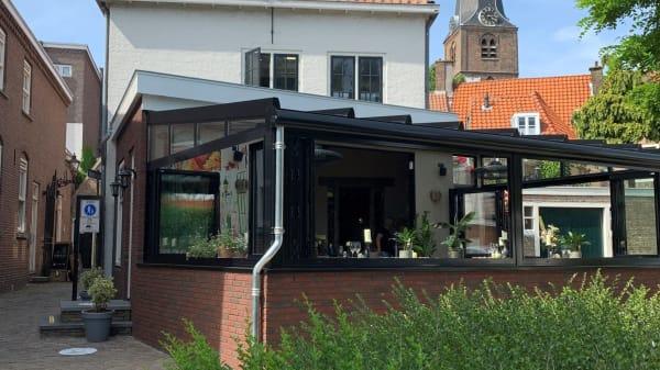 Bistro 't Poortje van Verlaan, Rijswijk