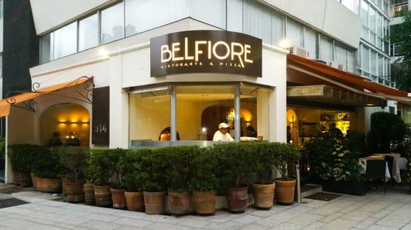 Entrada - Belfiore Ristorante & Pizza, Ciudad de México