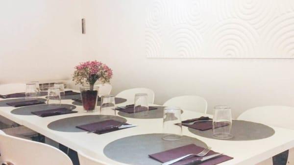Sala - Pablo Enea Restaurante, Arantza