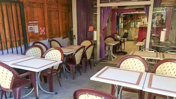 terasse - Le Karibou, Nice