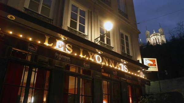 Restaurant - Les Lyonnais Bouchon, Lyon