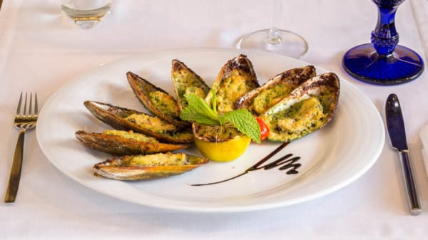 Sugestão do chef - Frade Dos Mares, Lisbon
