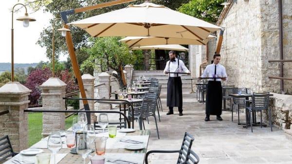 Terrazza - Al Fresco Restaurant, Volterra