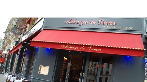 Bienvenue au restaurant l'Auberge de Venise - Auberge de Venise Bastille, Paris