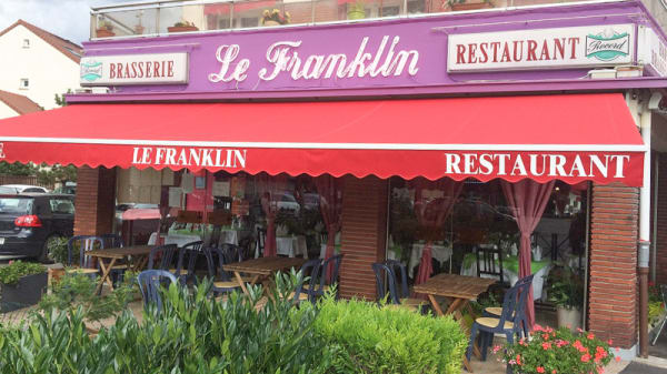 facade - Le Franklin, Mitry-Mory