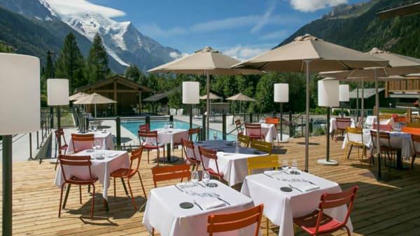 Terrrasse - L'Envergure, Chamonix-Mont-Blanc