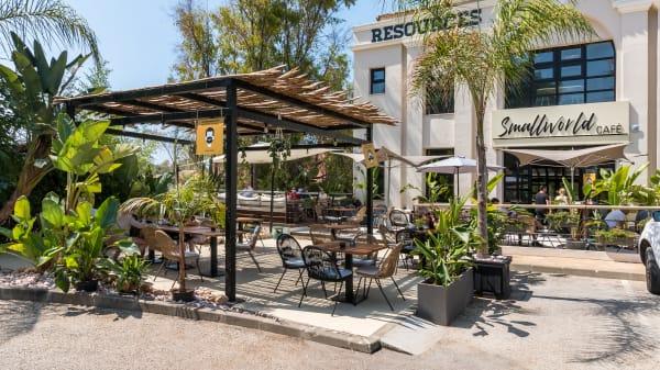 Smallworld Cafe, Marbella