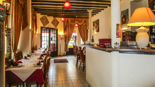 La salle - The Himalayan, Montrouge