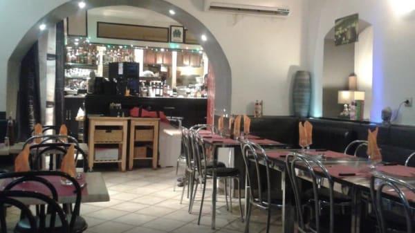 Salle - Pizza La Mouansoise, Mouans-Sartoux