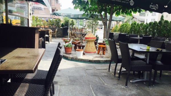 Terrasse - Abyssinia - Sion, Sion