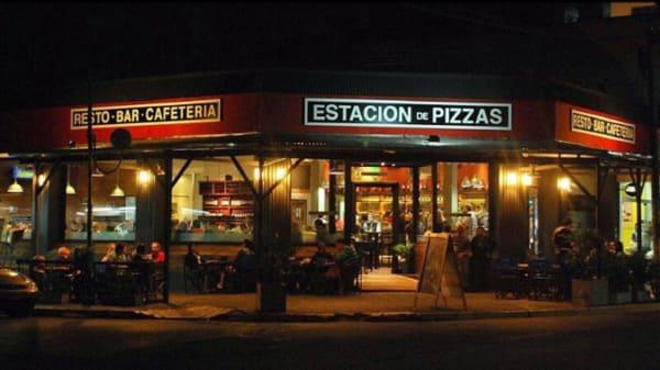 Estación de Pizzas (Bella Vista), Bella Vista