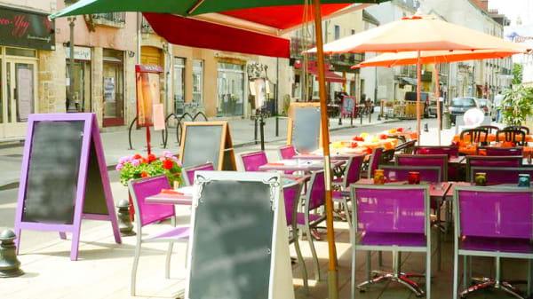 Terrasse - Le Petit Gascon, Dijon