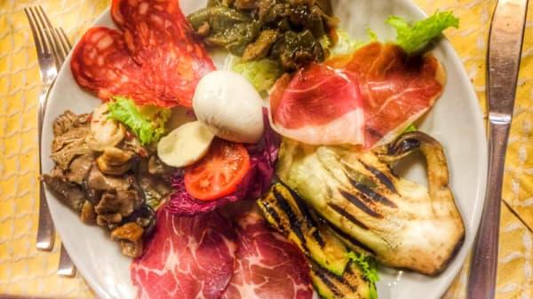 Suggerimento dello chef - La Mimosa, Lamezia Terme