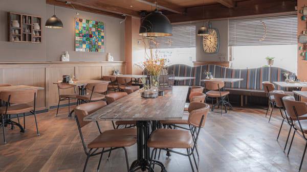 Ons restaurant - De Posthoorn, Kerkrade