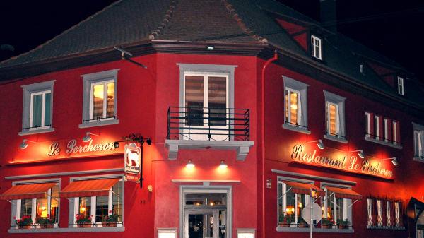 Façade du restaurant - Le Percheron, Ostwald