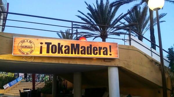 Entrada - Toka Madera, Palma de Mallorca