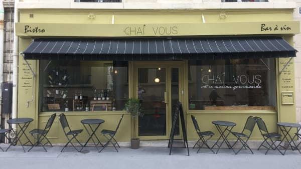 Chai Vous, Paris