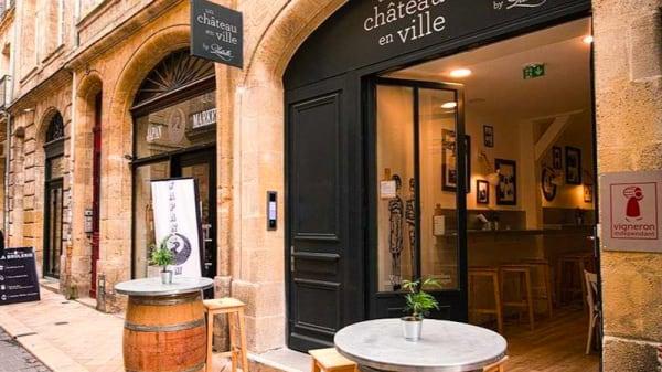 Entrée - Un Château en Ville, Bordeaux