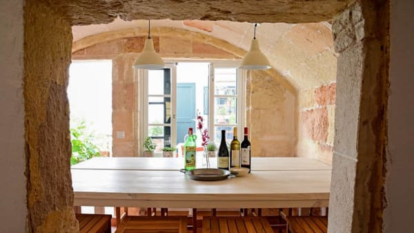 Vista sala - Cuk Cuk, Ciutadella de Menorca