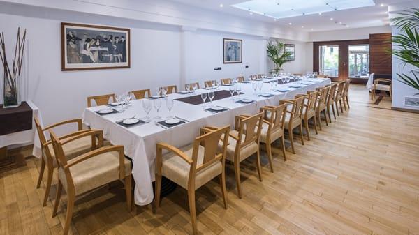 Sala - 128 Rambla Restaurant- Hotel Rivoli, Barcelona