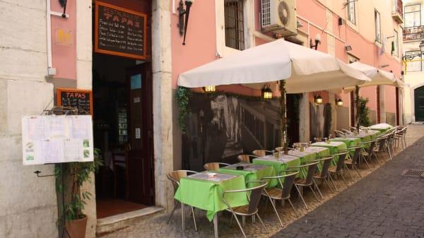 Estalagem dos Capotes Brancos, Lisboa