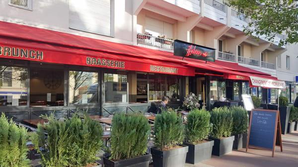 La terrasse - Idem Café, Issy-les-Moulineaux