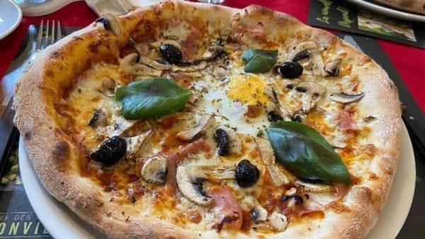 Suggestion du Chef - Al Dente, Yverdon-les-Bains