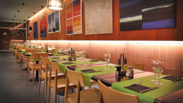 sala principal - Zerozero39, Barcelona