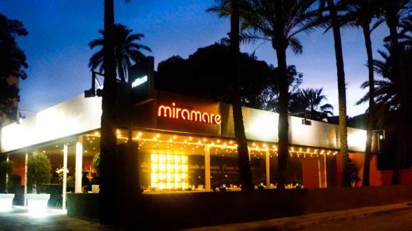 Exterior del restaurante - Miramare, Dénia