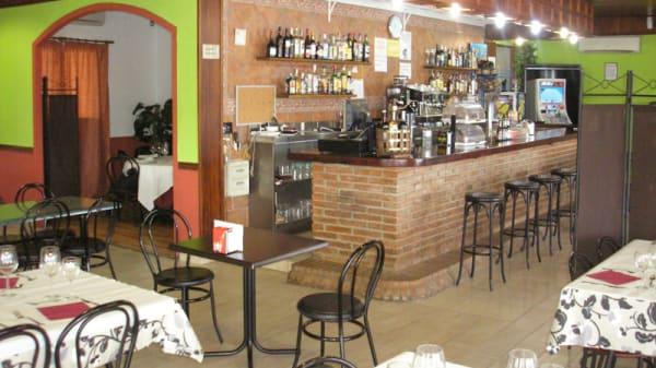 Vista del interior - La bona cuina, Vallmoll