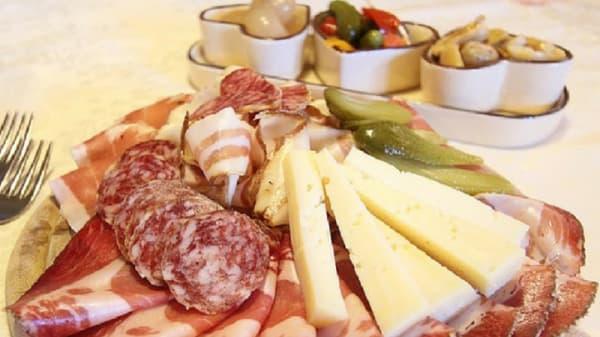 Suggerimento dello chef - Ristorante Le Terrazze c/o Grand Hotel delle Rocche, Rocca Di Mezzo