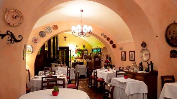 Sala - Cicilardone a Monte Caruso, Rome