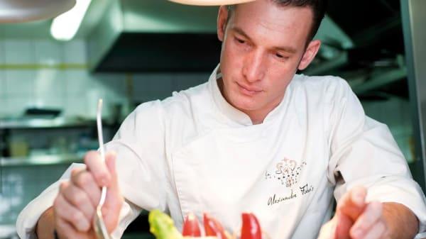 Chef Alexandre Fabris - Grain de Sel - Le Grain de Sel - Hôtel&Spa Le Savoie, Val-d'Isère